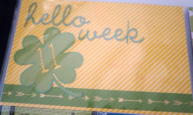 week 11 title