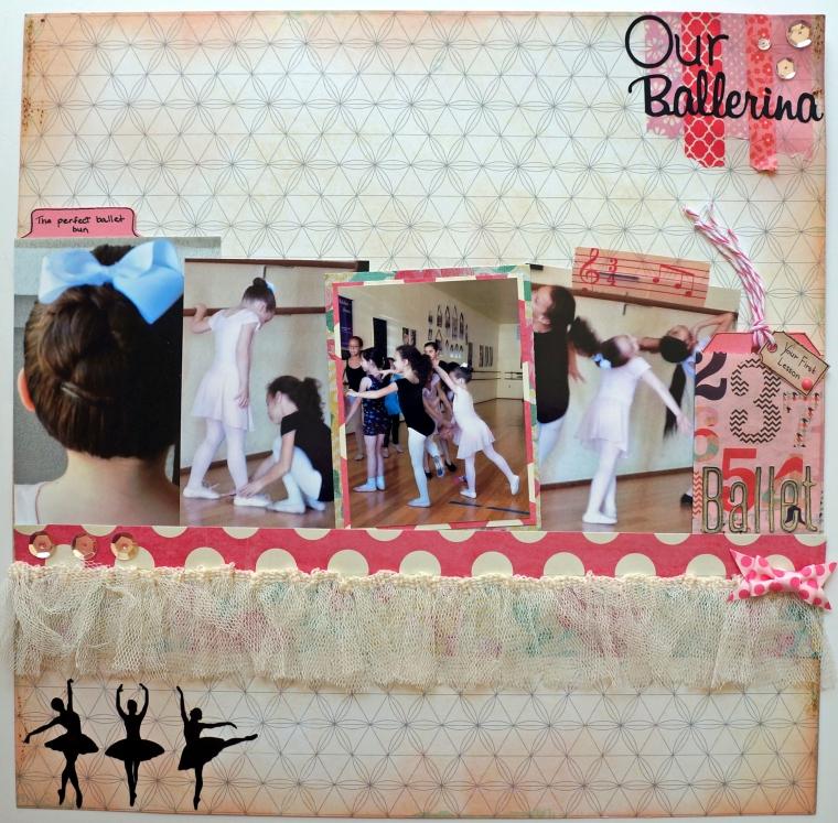 Taegan's First Ballet Class-1