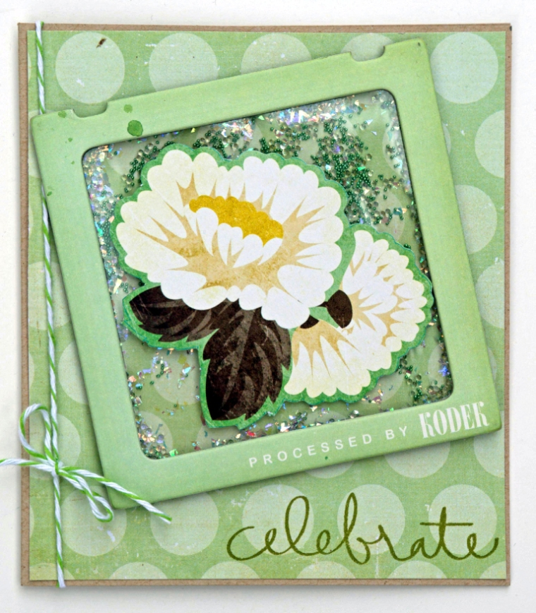 Make-a-card Monday @thecraftypickle.com