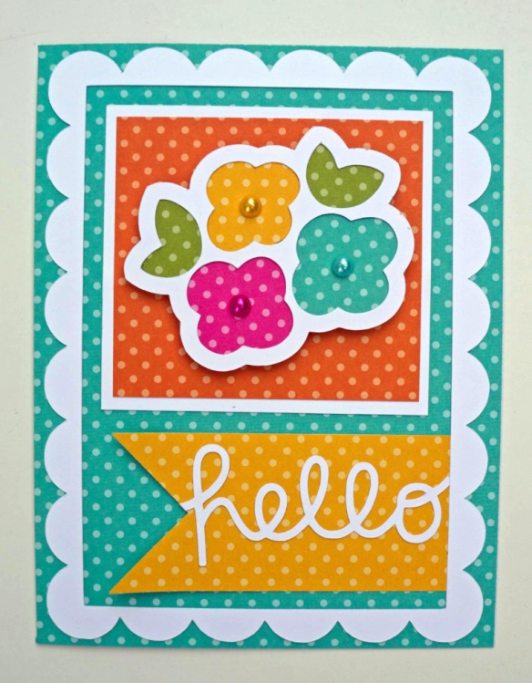 Make-A-Card Monday!