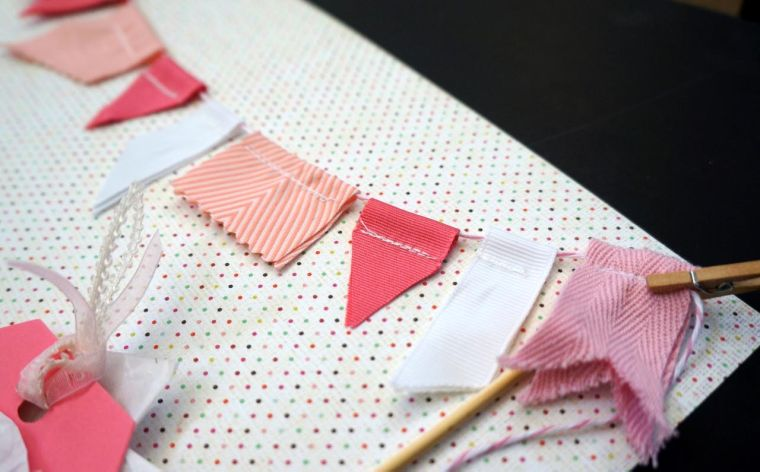 Save your ribbon scraps @thecraftypickle.com
