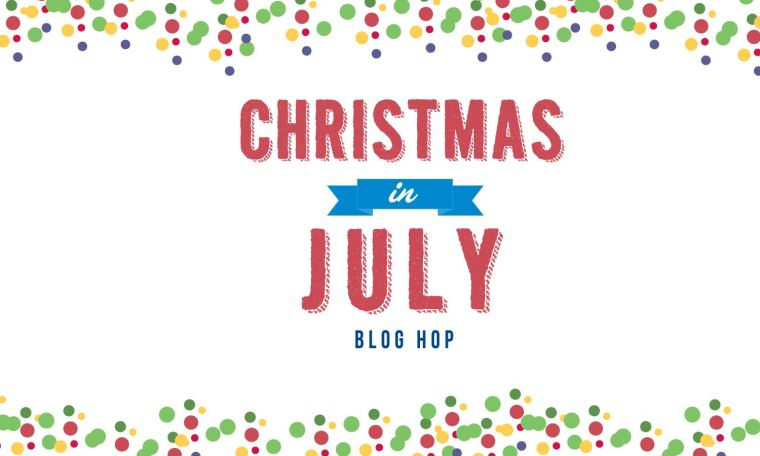 Christmas In July Blog hop @thecraftypickle
