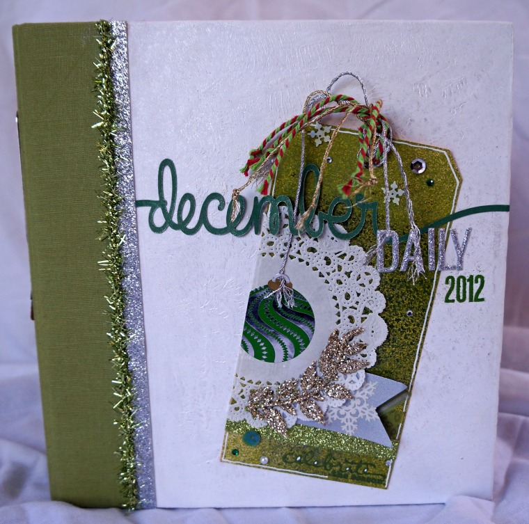 December Daily@thecraftypickle.com