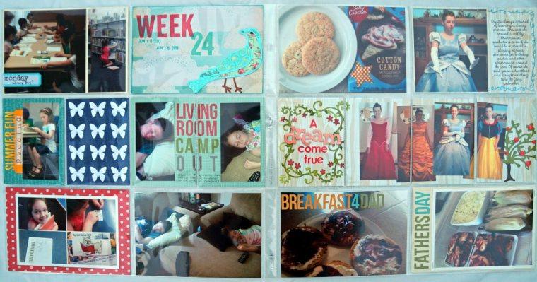 Week 24 @thecraftypickle.com