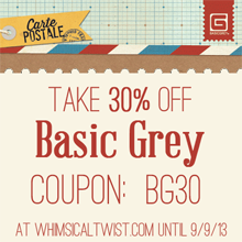 BasicGray sale @ Whimsical Twist!