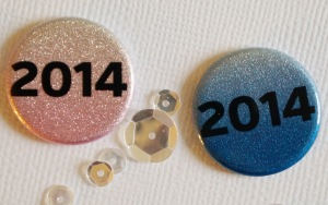 2014 real glitter flair. TheCraftyPickle on etsy or TheCraftyPickle.com