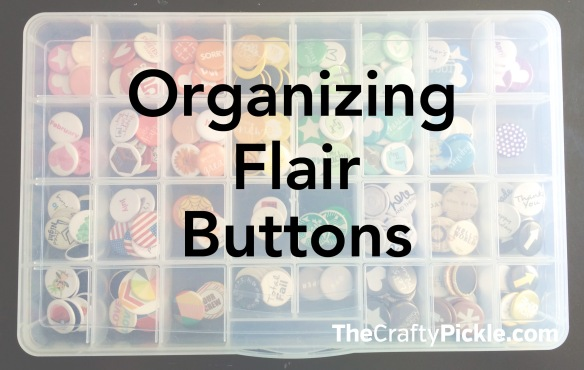 More Embellishment Organization!
