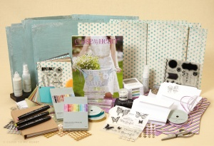 Become a new CTMH Consultant with this NEW card makers starter kit!