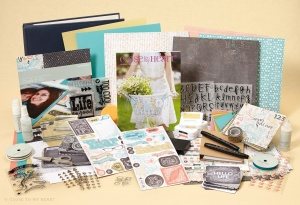 Become a new CTMH Consultant with this NEW Scrapbooker's starter kit!