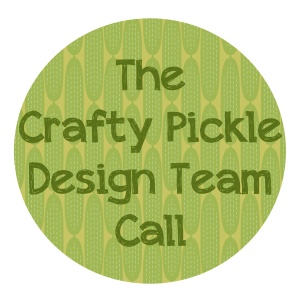Be apart of The Crafty Pickle Design Team!