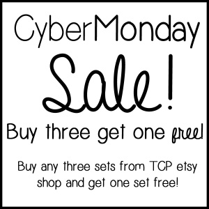 cyber monday sale at https://www.etsy.com/shop/TheCraftyPickle