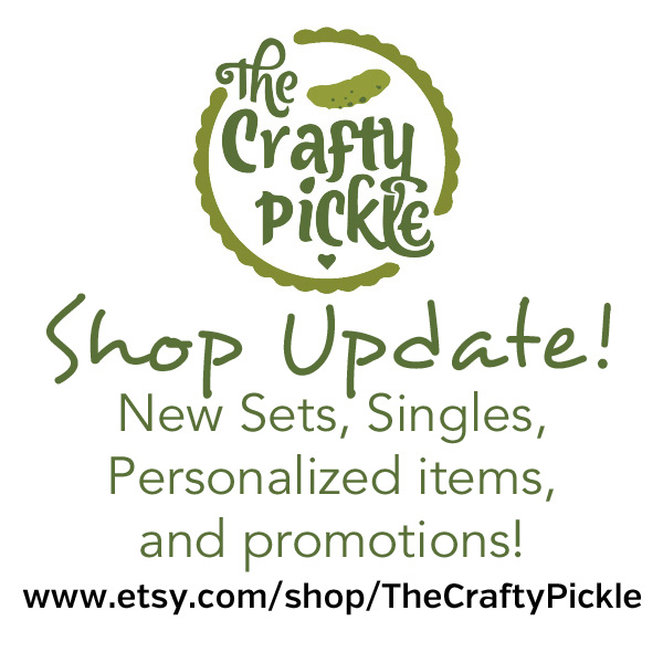 The Crafty Pickle @Etsy