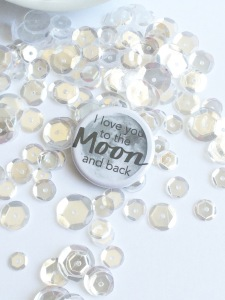I love you to the moon! Flair @ TheCraftyPickle.com