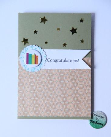 books & congrats