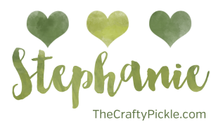 stephanie for ThecraftyPickle.com