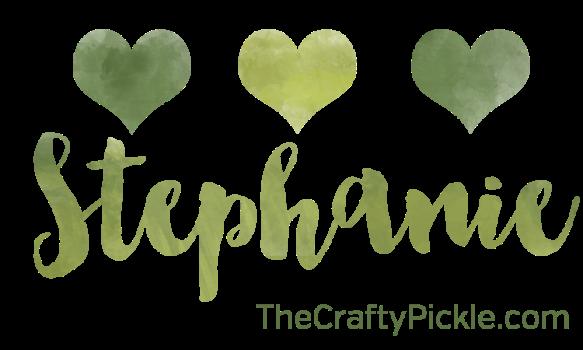 stephanie for ThecraftyPickle.com