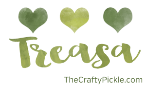 Treasa for ThecraftyPickle.com
