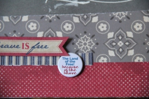 layout created using the crafty pickle flair