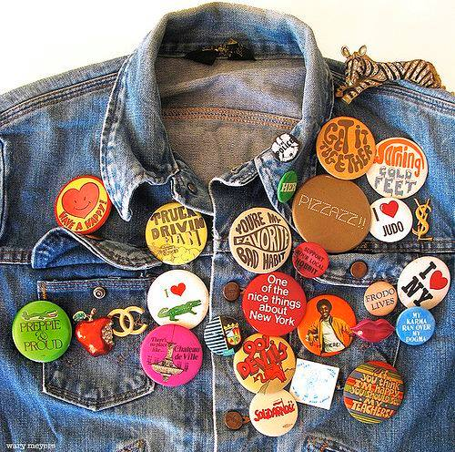 Jacket flair found on pinterest