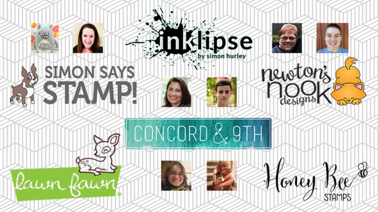 Inklipse Blog Hop | August 2016