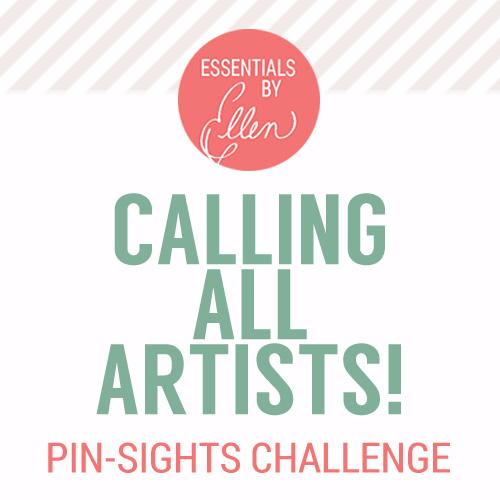 EllenHutson.com Pin-Sights Challenge