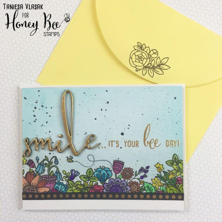 Honey Bee Stamps Aug 2016 release | Taniesa Vlasak