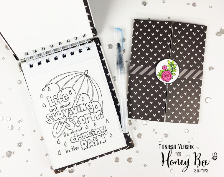 DIY Coloring Book For Cardmakers | Simon Says Stamp STAMPtember ...