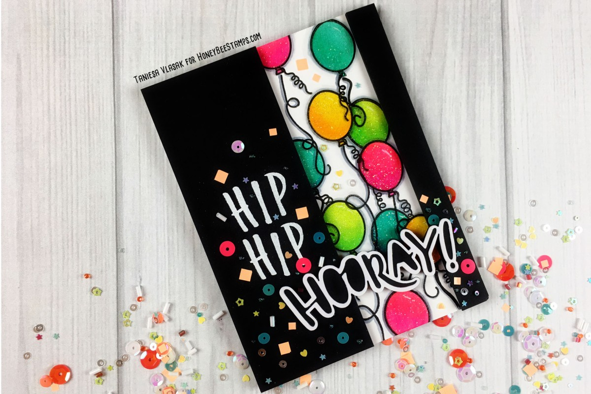 Hip Hip Hooray! It's Honey Bee Stamps NEW RELEASE WEEK!