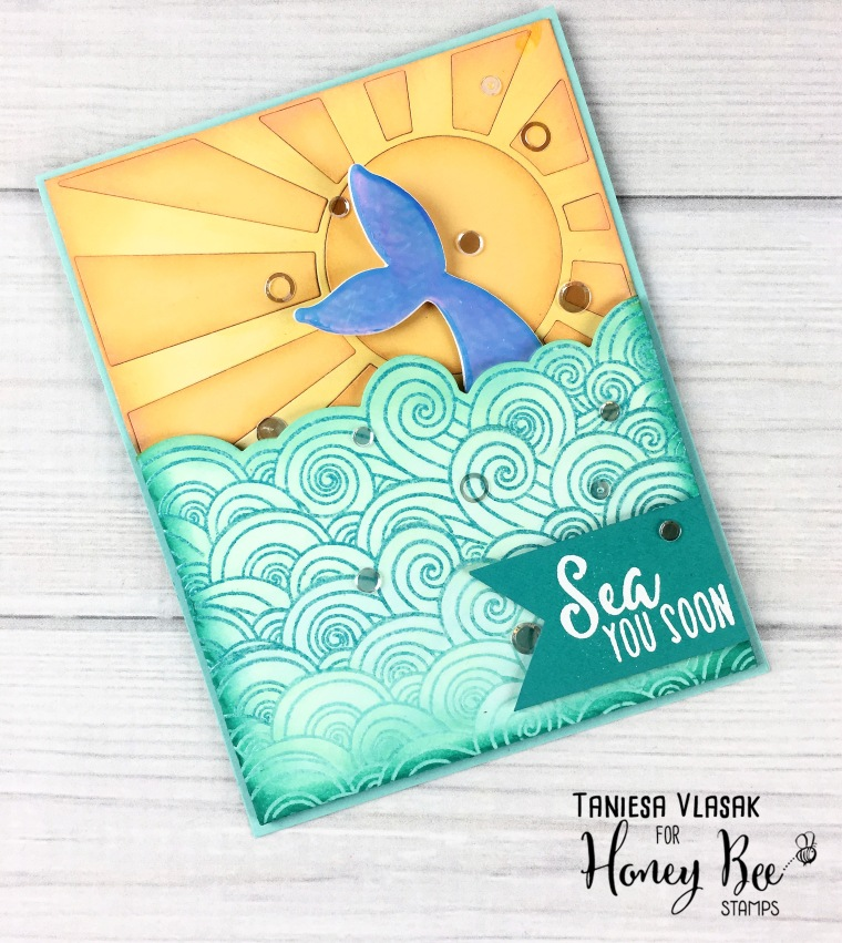 Dive in! Under the Sea with Honey Bee *Blog Hop* – Taniesa