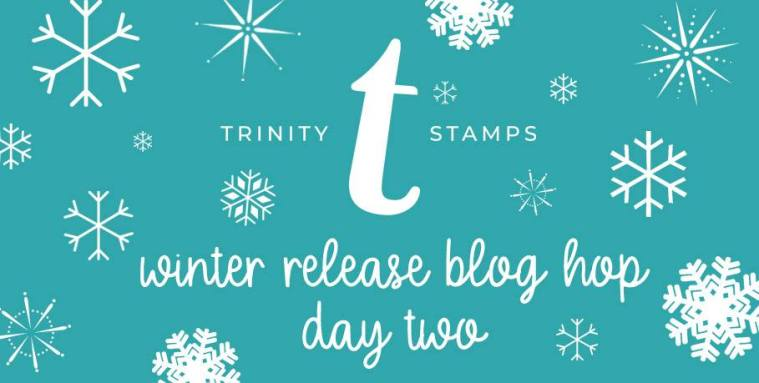 Trinity Stamps Blog Hop Banner
